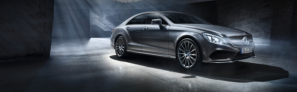 The CLS coupé